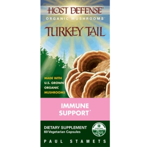 Turkey Tail Immune Support