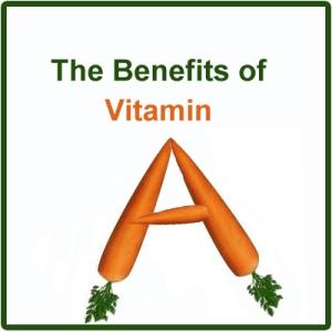 Benefits of Vit A