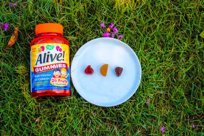Alive Kids Vitamin
