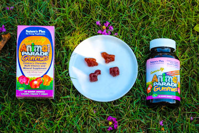 Animal Parade Kids Vitamin