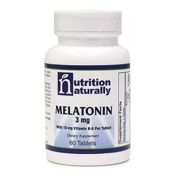Nutrition Naturally Melatonin