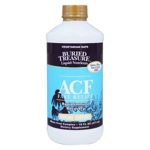 ACF FAST RELIEF IMMUNE SUPPORT HIGH POTENCY - 16 OZ